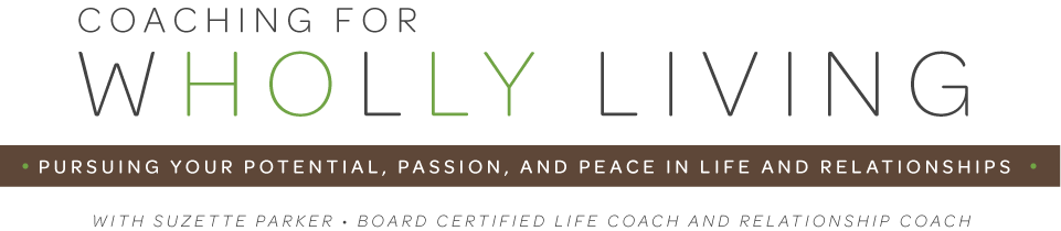 Coaching for Wholly Living |Board Certified Life Coach | Relationship Coach