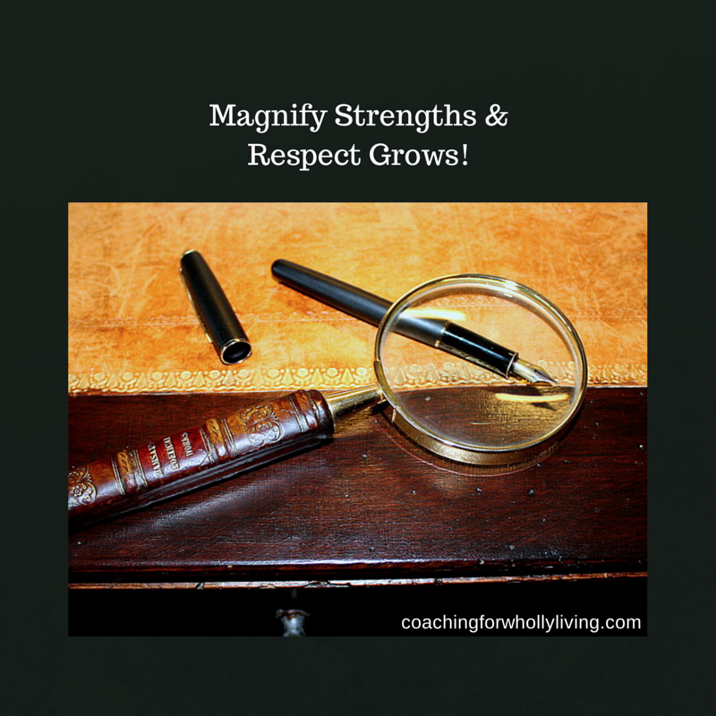 Magnify Strengths