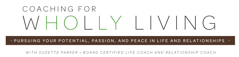 Coaching for Wholly Living | Board Certified Life Coach | Relationship Coach